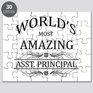 World's Most Amazing Asst. Principal Puzzle