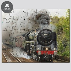 locomotive train engine 2 Puzzle