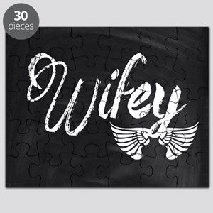 Vintage Wifey Puzzle