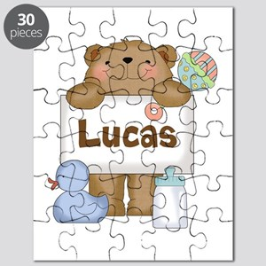 Lucas's Puzzle