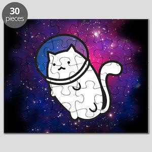 Fat Cat in Space Puzzle