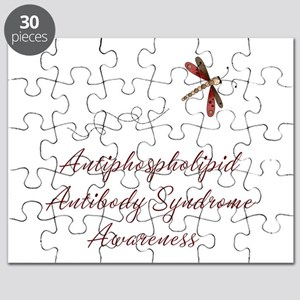 APS Awareness Dragonfly Puzzle