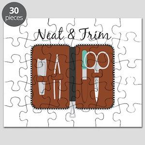 Neat & Trim Puzzle
