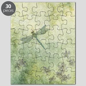 StephanieAM Dragonfly Puzzle