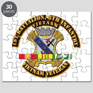 1st Battalion, 6th Infantry Puzzle