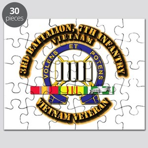3rd Battalion, 7th Infantry Puzzle