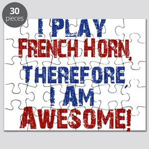 I Play French Horn Puzzle
