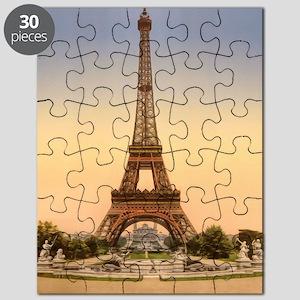Eiffel tower, Paris France Puzzle