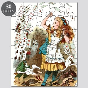 Alice In Wonderland  Puzzle