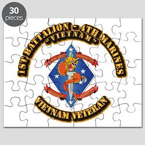 1st Bn - 4th Marines Puzzle