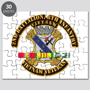 2nd Battalion, 8th Infantry Puzzle