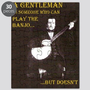 A Gentleman Puzzle