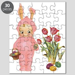 KEWPIE & TULIPS Puzzle