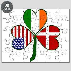 Danish Shamrock Puzzle