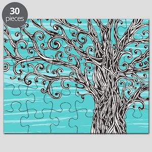 Decorative Tree Puzzle