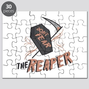 Don't Fear The Reaper Puzzle