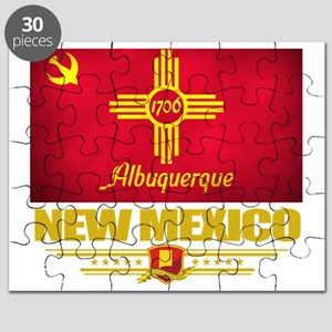 Albuquerque (Flag 10) Puzzle