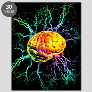Brain activity Puzzle