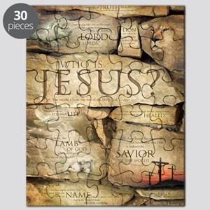 Names of Jesus Christ Puzzle