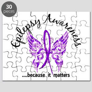 Epilepsy Butterfly 6.1 Puzzle