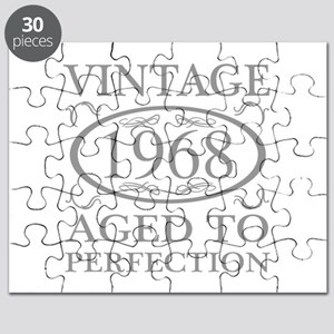 1968 Aged To Perfection Puzzle