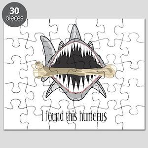 I Found This Humerus Puzzle