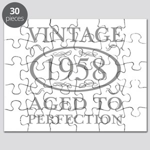 1958 Aged To Perfection Puzzle