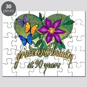 Beautiful 90th Puzzle