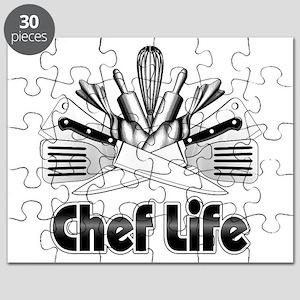 Chef Life Puzzle