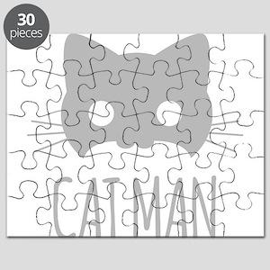Cat Man Puzzle