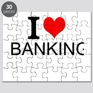 I Love Banking Puzzle