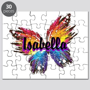 Personalize Butterfly Puzzle