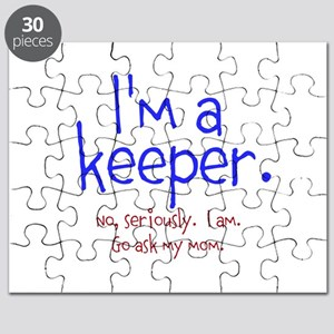Im a keeper Puzzle