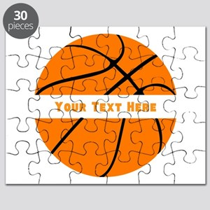 Basketball Personalized Puzzle
