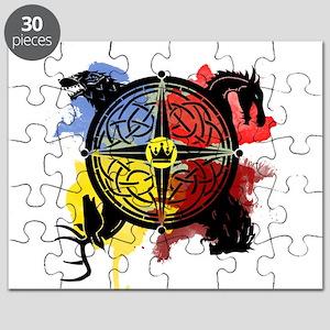Game of Thrones Sigil Puzzle