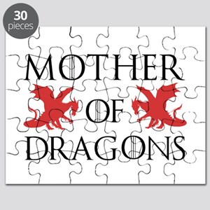 Mother Of Dragons Puzzle