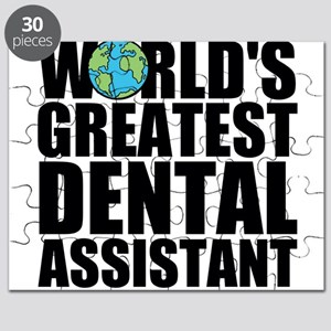 World's Greatest Dental Assistant Puzzle