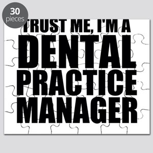 Trust Me, I'm A Dental Practice Manager Puzzle