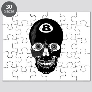 pool skull copy Puzzle