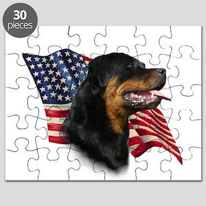 RottweilerFlag Puzzle