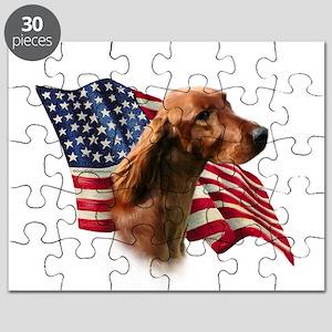 IrishSetterFlag Puzzle