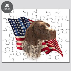 GermanShortFlag Puzzle