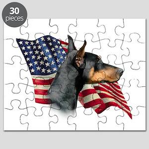 DobermanFlag Puzzle