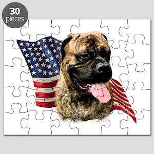 BullmastiffFlag Puzzle