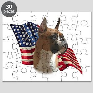 BoxerFlag Puzzle