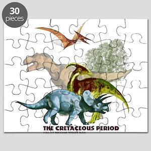 cretaceous Puzzle
