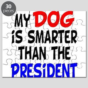 dog smarterz-1 Puzzle