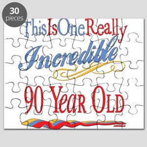 Incredible At 90 Puzzle