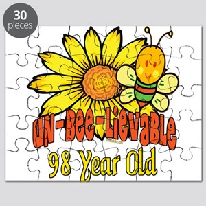 Un-Bee-Lievable 98th Puzzle