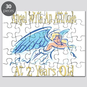 Angel Attitude 2nd Puzzle